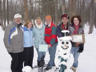 Jim & Brigid Miller - Jackson, MI. Marie & Dennis Darrow and Tom & Tami Lowrie - Clarkston, MI. 1-30-10